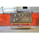 Used Ritter Vertical Assembly Table - Model R375