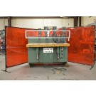 Used Sicotte Vertical Boring Machine - Model J-3-H-6