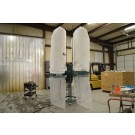 Used Grizzly 10 HP Dust Collector - Model G0673