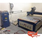 Used Baileigh 4 ft x 8 ft CNC Router – Model WR-48V